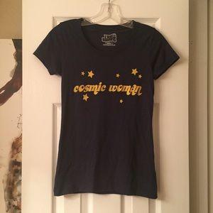 """Vintage Style """"Cosmic Woman"""" Tee 🌟🌟"""